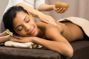 Back Facial Body Treatments luxury lotus spa in tampa, florida (FL) esther the esthetician nelsonesther nelson