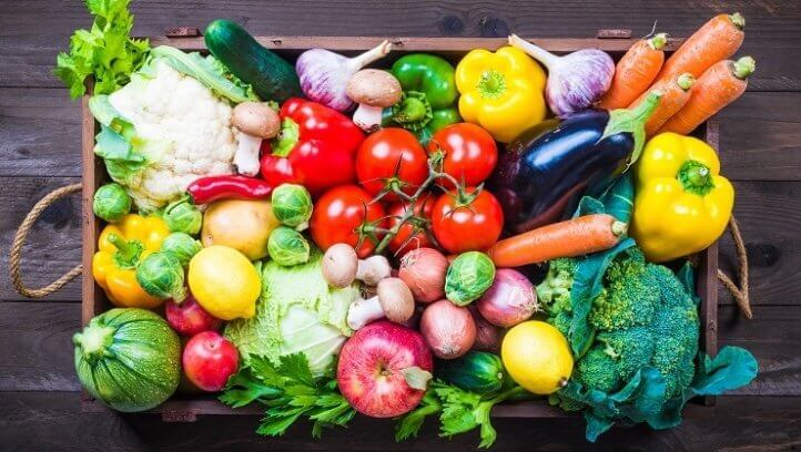 Does eating vegetables improve your skin health and appearance