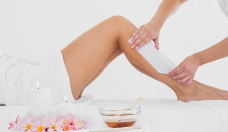 Half / Full Legs Wax