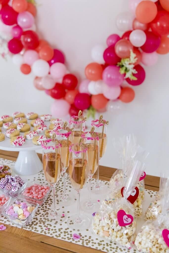 Celebrate Self Love Valentines-Day party